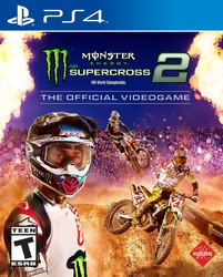 Monster Energy Supercross: The Official Videogame 2 for PlayStation 4