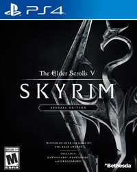 The Elder Scrolls V: Skyrim - Special Edition for PlayStation 4