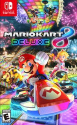 Mario Kart 8: Deluxe for Nintendo Switch