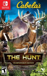 Cabela's The Hunt: Championship Edition for Nintendo Switch