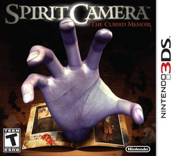 Spirit Camera: The Cursed Memoir for Nintendo 3DS