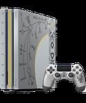 PlayStation 4 Pro, God of War - White & Black, 1 TB