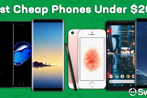 Top 12 cheap phones under $200 in October 2020