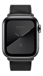 Apple Watch Series 5 40mm (Unlocked Non-US) [A2156 Non-US Cellular], Hermes - Black
