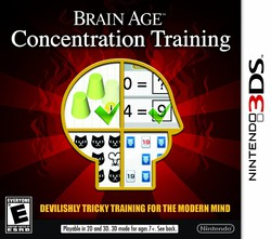 Brain Age: Concentration Training for sale