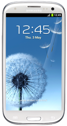 Samsung Galaxy S3 (Sprint) [SPH-L710] - White, 16 GB