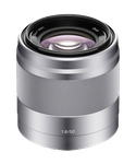 Sony 50mm f/1.8 E Mount