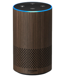 Amazon Echo 2nd Gen - Walnut