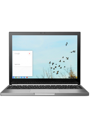 Chromebook Pixel 2nd Gen, LS 2015 - I7, Silver, 64 GB, 16 GB