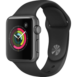 Apple Watch 1st Gen 42mm [A1554], Sport - Gray, 8 GB
