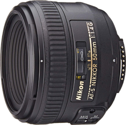 Nikon AF-S FX NIKKOR 50mm f1.4G for sale