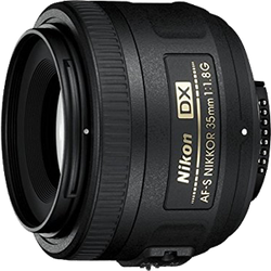 Nikon AF-S DX NIKKOR 35mm f/1.8G  for sale