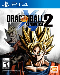 Dragon Ball: Xenoverse 2 for PlayStation 4