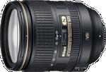 Nikon AF-S FX NIKKOR 24-120mm f4G ED VR