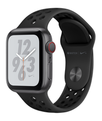Apple Watch Series 4 40mm (Unlocked) [A1975 - Cellular], Nike - Gray