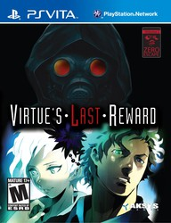 Zero Escape: Volume 2 - Virtue's Last Reward for PlayStation Vita