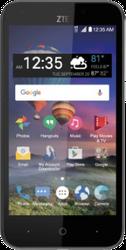 ZTE Zfive 2 LTE (TracFone) - Black, 8 GB, 1 GB