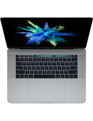 "MacBook Pro 2017 (With Touch Bar) - 15"" - Gray, 256 GB, 16 GB"