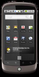 Nexus One (Google)