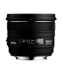 Sigma 50mm F1.4 EX DG HSM (Canon) for sale on Swappa