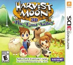 Harvest Moon 3D: The Lost Valley for Nintendo 3DS