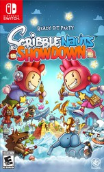 Scribblenauts: Showdown for Nintendo Switch