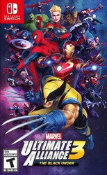 Marvel: Ultimate Alliance 3 - The Black Order for Nintendo Switch