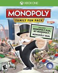 MONOPOLY: Family Fun Pack for Xbox One