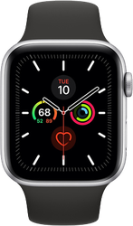 Apple Watch Series 5 44mm [A2093 GPS Only], Aluminum - Silver
