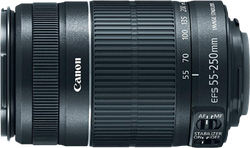 Canon EF-S 55-250mm f4.0-5.6 IS II for sale