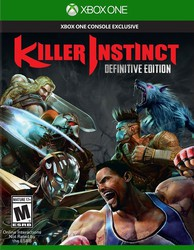 Killer Instinct: Definitive Edition for Xbox One