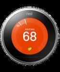 Nest Thermostat 3rd Gen - Silver