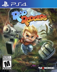 Rad Rodgers: World One for PlayStation 4