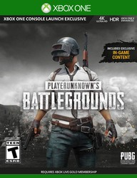 PLAYERUNKNOWN'S BATTLEGROUNDS: THE ULTIMATE LIFE & DEATH FIGHT for Xbox One