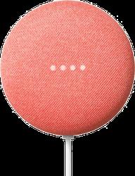 Google Nest Home Mini 2nd Gen - Coral