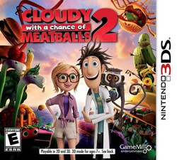 Cloudy with a Chance of Meatballs 2 for Nintendo 3DS