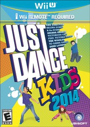 Just Dance: Kids 2014 for Nintendo Wii U