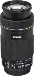 Canon EF-S 55-250mm F4-5.6 IS STM for sale