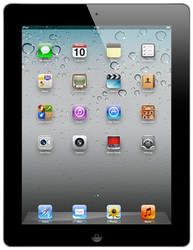 Apple iPad 4 (Wi-Fi) [A1458] - White, 16 GB