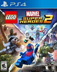 LEGO: Marvel Super Heroes 2 for PlayStation 4