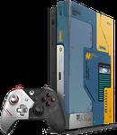 Xbox One X, Cyberpunk 2077 Edition - Other