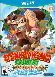 Donkey Kong Country: Tropical Freeze for Nintendo Wii U