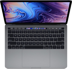 "MacBook Pro 2018 (With Touch Bar) - 13"" - I7, Gray, 512 GB, 16 GB"