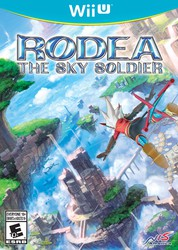 Rodea: The Sky Soldier for Nintendo Wii U