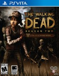 The Walking Dead: Season Two for PlayStation Vita