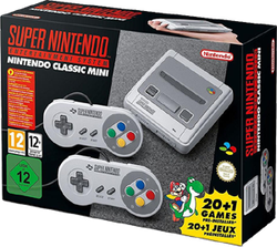 Nintendo Super NES Classic Europe Edition for sale on Swappa