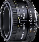 Nikon AF FX NIKKOR 50mm f/1.8D