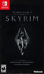 The Elder Scrolls V: Skyrim - Special Edition for Nintendo Switch