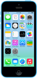 Apple iPhone 5C (AT&T) [A1532] - Cyan, 8 GB