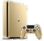 PlayStation 4 Slim - Gold, 1 TB